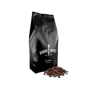 Kawa ziarnista Barber Coffee 60% Arabika 40% Robusta 1kg