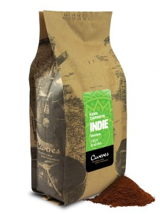 Kawa mielona India Monsooned 100% Arabica 250g